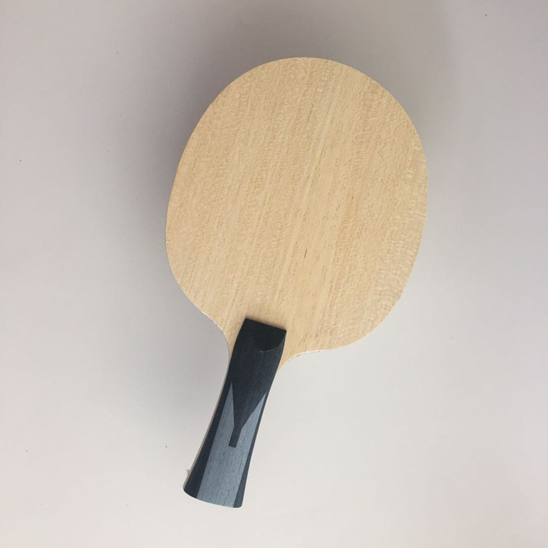 Lemuria 5 Ply Wood With 2 Ply Arylate Carbon Table Tennis Racket FL Handle ST Handle ALC Table Tennis Blade For Ping Pong Funs