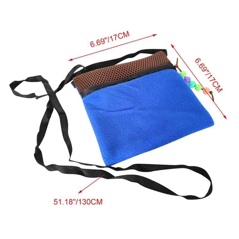 Sac de transport pour animaux de compagnie petits animaux sac à dos de voyage sacs à main fourre-tout sac à bandoulière pochette de paquet pour accessoires de Hamster