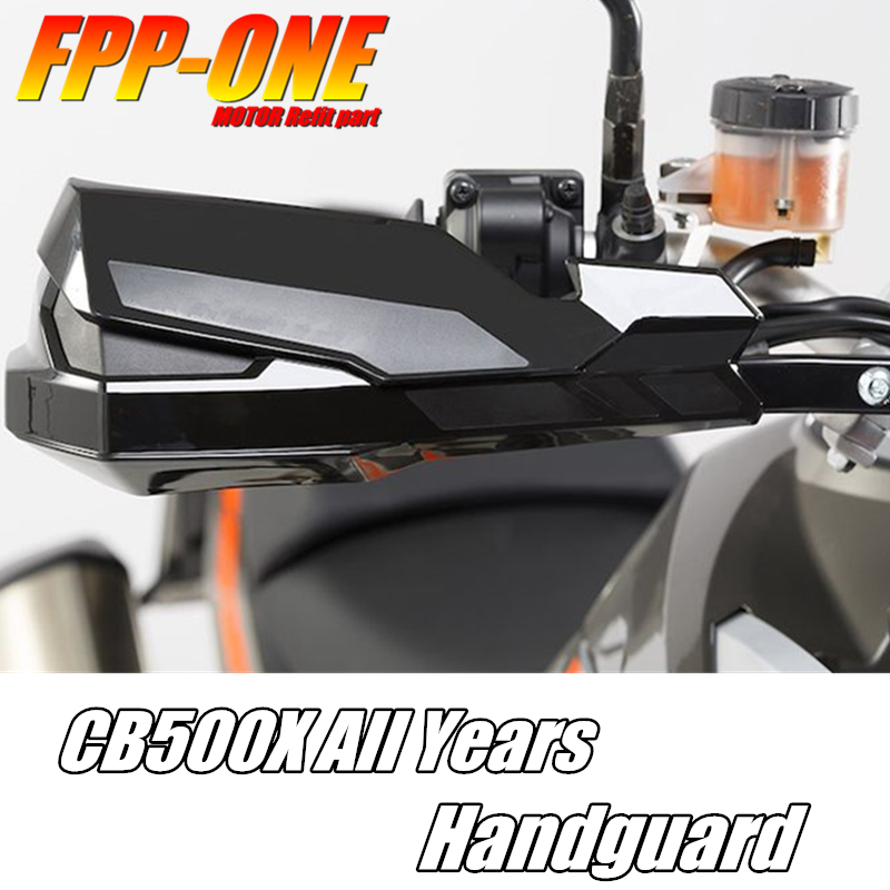 FOR HONDA CB500X 2013-2019 Motorcycle Accessories Parts Handlebar Guard Handle Guards  Handguard Hand windshield