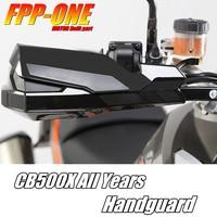 FOR HONDA CB500X 2013 2019 Motorcycle Accessories Parts Handlebar Guard Handle Guards Handguard Hand windshield