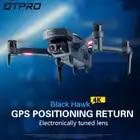 OTPRO mini Drone GPS 4K HD 1080P Camera Follow Me Quadcopter Auto Return FPV Dron Wifi RC Quadrocopter VS F11 RPO H117S X9 K1