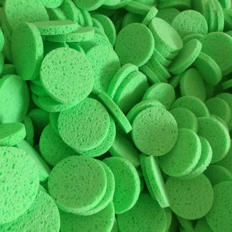 Manufacturers Wholesale Soft And Delicate Honeycomb Face Wash Cleansing Sponge Cleaning Sponge Cellulose Sponge Facial Cleaning