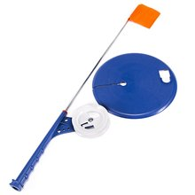 Fishing Rod Winter Ice Russian Floating Water Automatic Artifact Warning Flag