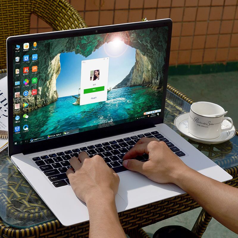 New 15.6 Inch Laptop I7 I5 I3 Win10 Build In Laptop Computer Core I3-5005U 8GB 16GB RAM Notebook Computer