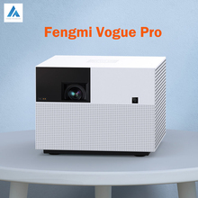 Fengmi Formovie Vogue Pro DLP Projector 1600 ANSI Lumens Full HD 1080P Projection Support 4K Video FengOS Wifi Home Theater