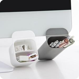 Image 1 - SIXONE basit tarzı macun tipi kalem teşhir rafı cep kalemlik özgünlük ofis kalemi muhtelif kutu bilgisayar kalem konteyner