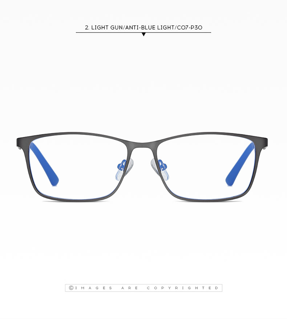 Anti Blue Rays Glasses Men Women Computer Gaming Glasses Goggle UV Blocking Radiation-resistant Eyewear Reading Glasses UV400