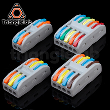 Cable-Connectors Heater Trianglelab Mini Motor-Line Extension High-Quality Cable-Plug