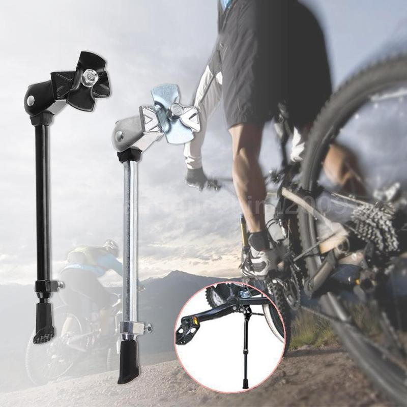 Bicycle Stand Support Foot Brace Adjustable Bicycle Kickstand Kick Stand For Mtb Road Mountain Cycling Bike Parts