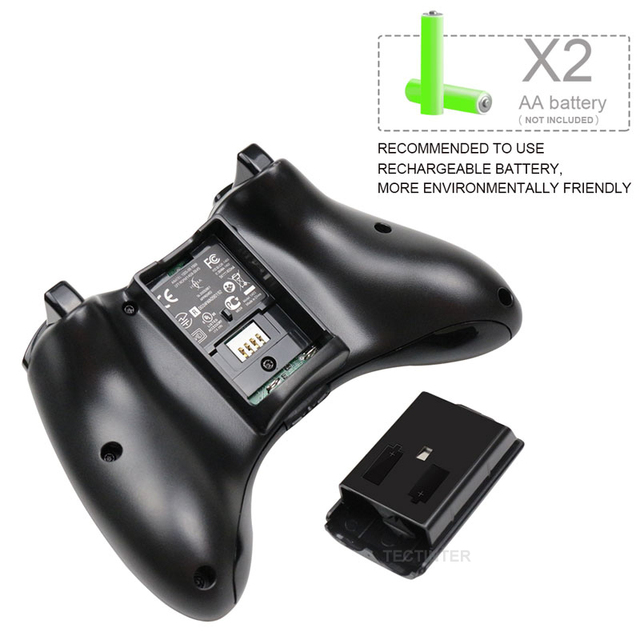Gamepad For Xbox 360 Wireless/Wired Controller For XBOX 360 Controle Wireless Joystick For XBOX360 Game Controller Joypad 6
