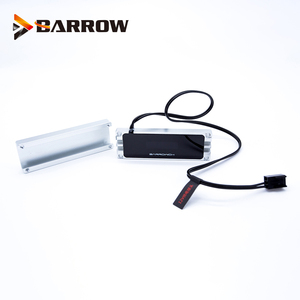Image 2 - BARROW Thermometer use for 2280 \ 22110 PCI E SSD \ SATA M.2 M2 SSD \ Real time display of temperature / For 80mm/110mm M.2