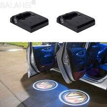 2pc sem fio led porta do carro bem vindo projetor laser logotipo sombra luzes para mg 550 42 6 zt 7 3 zr rx5 zs 350 hs tf 5 gs gt scania