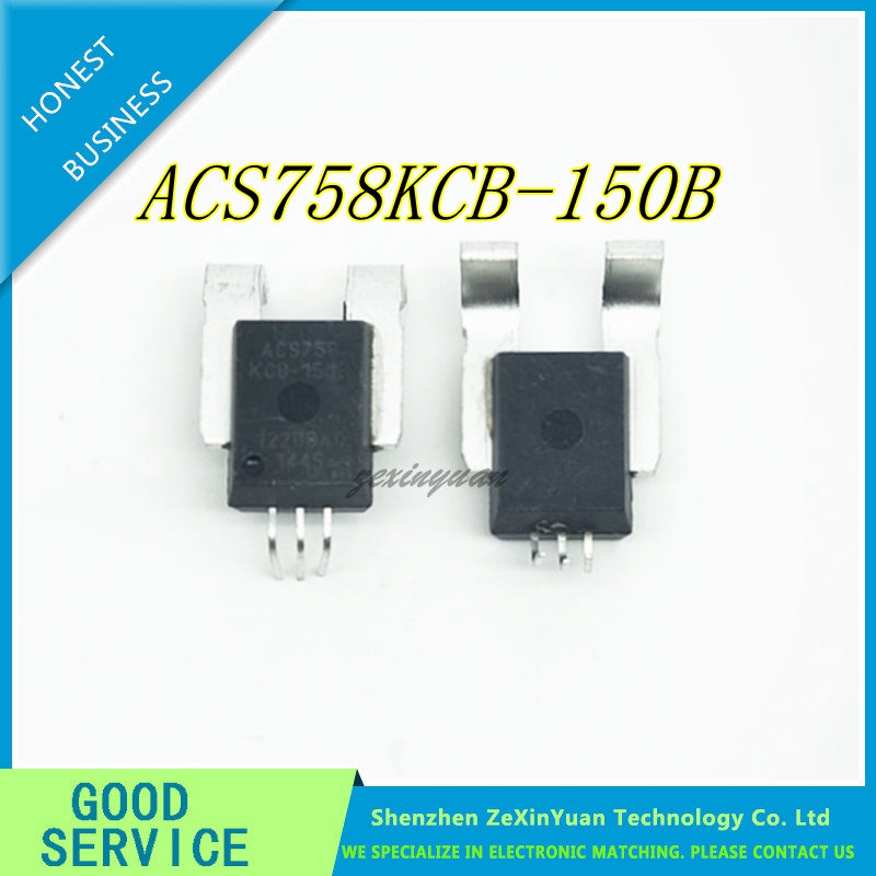 2PCS ACS758 ACS758KCB-150B ACS758KCB-150B-PFF-T In Stock