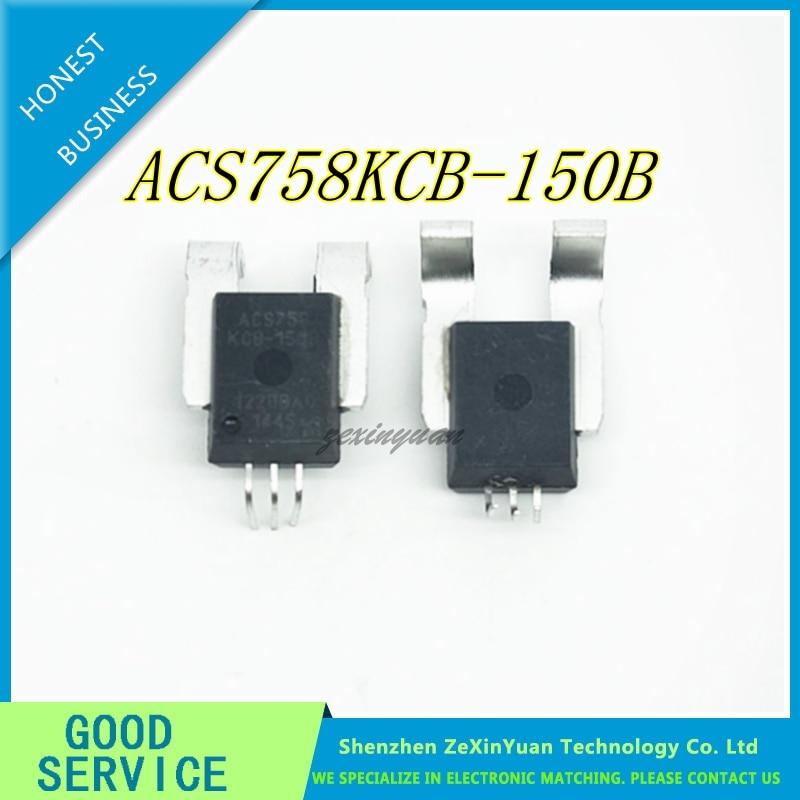 2PCS ACS758 ACS758KCB-150B ACS758KCB-150B-PFF-T In Stock