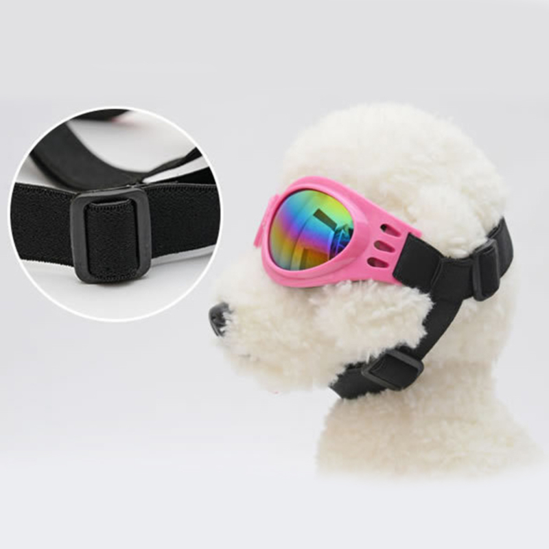 Pet Dog Goggles Doggy Puppy Foldable Sunglasses Dog Outdoor High Quality Pets Sunglass Home Pet Supply Dogs Supply Cat Toy