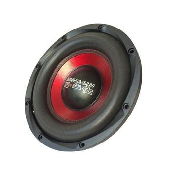 10-Inch 600W 12V  Car Speaker Subwoofer Horn Loudspeaker Audio Bass Automobile Speakers Car-Styling High-End Auto