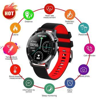 F22L inteligentna bransoletka inteligentny zegarek temperatura ciała funkcja treningu oddychania pulsoksymetr krwi sport tętno urządzenia przenośne tanie i dobre opinie centechia CN (pochodzenie) Brak Na nadgarstek Zgodna ze wszystkimi 128 MB Krokomierz Rejestrator aktywności fizycznej