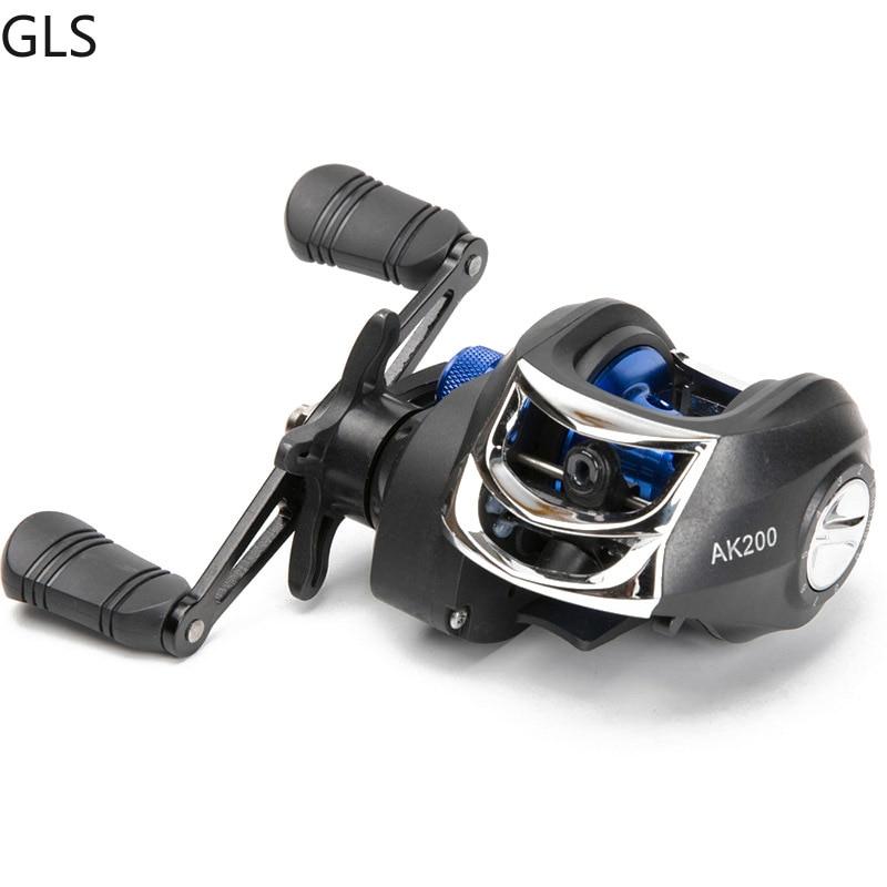 2021 New AK200 7.2:1 High Speed Fishing Reel. 1