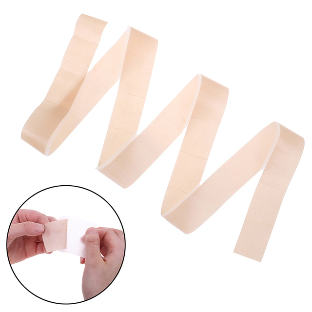 4x150cm Efficient Surgery Scar Removal Silicone Gel Sheet Therapy Patch for Acne Trauma Burn Scar Skin Repair Scar Treatment 4