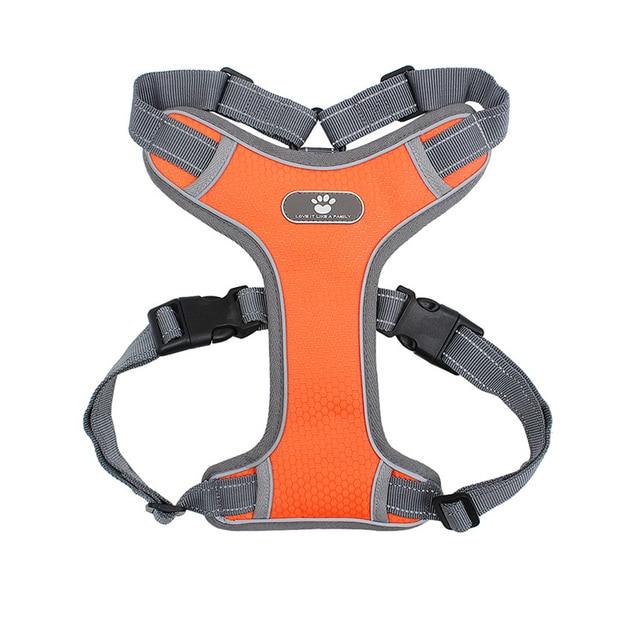 Adjustable Reflective Harness Vest 8