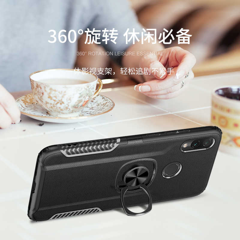 Shockproof Armor Case For Honor 20 View 10 View20 8A Pro 8X 10 Lite 8S With Holder Cover For Huawei Y5 Y6 Y7 Y9 2019 Fundas