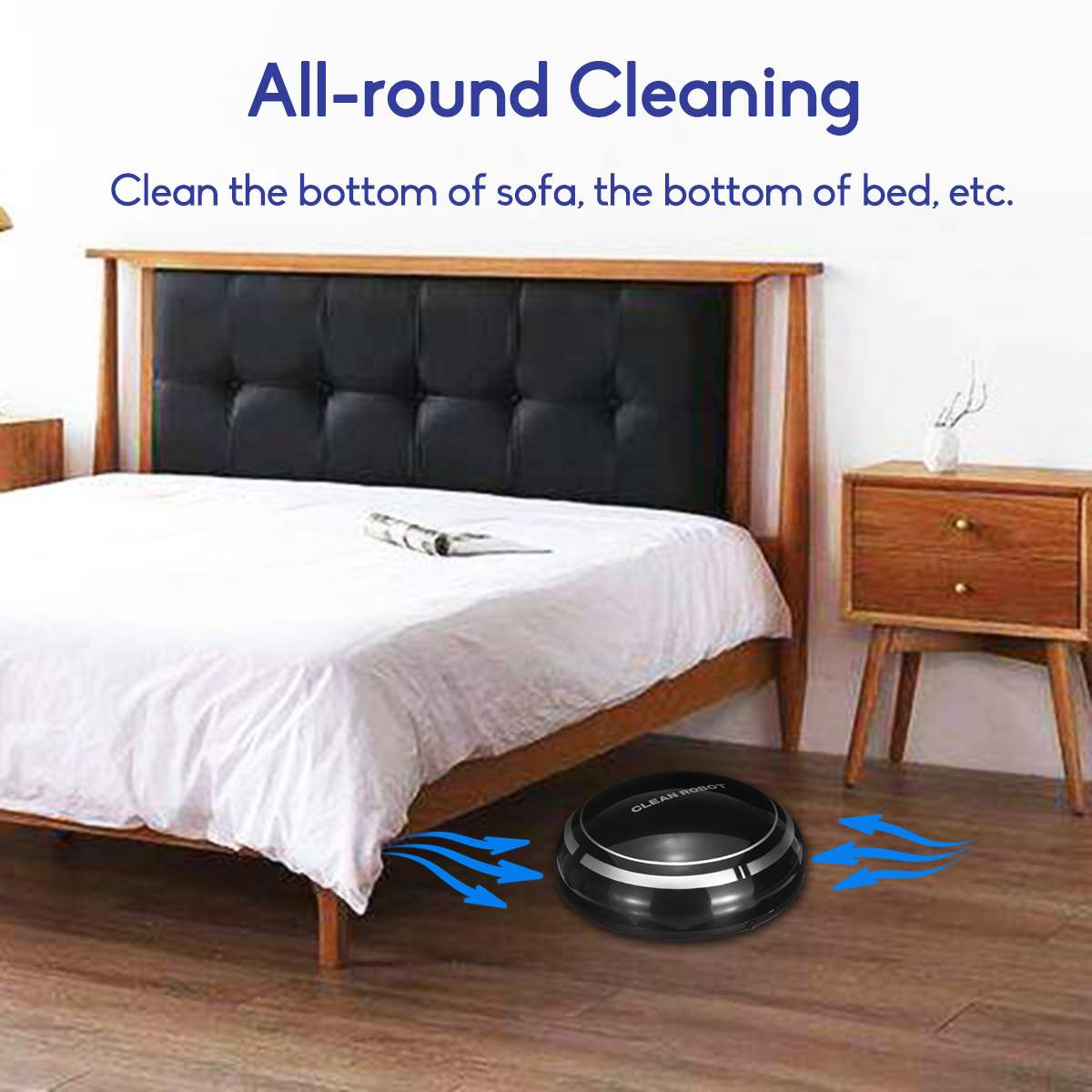Hfa691aba9ee34be888e3e0ec16d3cc9fj Smart Automatic Robot Vacuum Cleaning Machine Intelligent Floor Sweeping Dust Catcher Carpet Cleaner For Home Automatic Cleaning