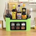 Многофункциональная Бытовая коробка для хранения приправ большая емкость держатель для резки кухонные принадлежности Прямая поставка FAS