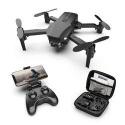 Fpv mini zangão com/sem hd 4k câmeras duplas 1080p r16 wifi drones dobráveis com câmera de altura segurar mini rc quadcopter dron brinquedo