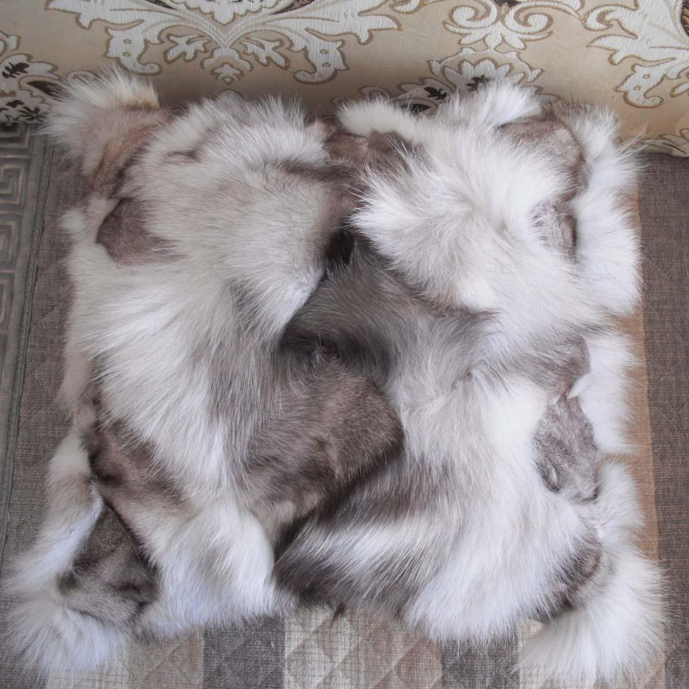 fox fur pillow case 11