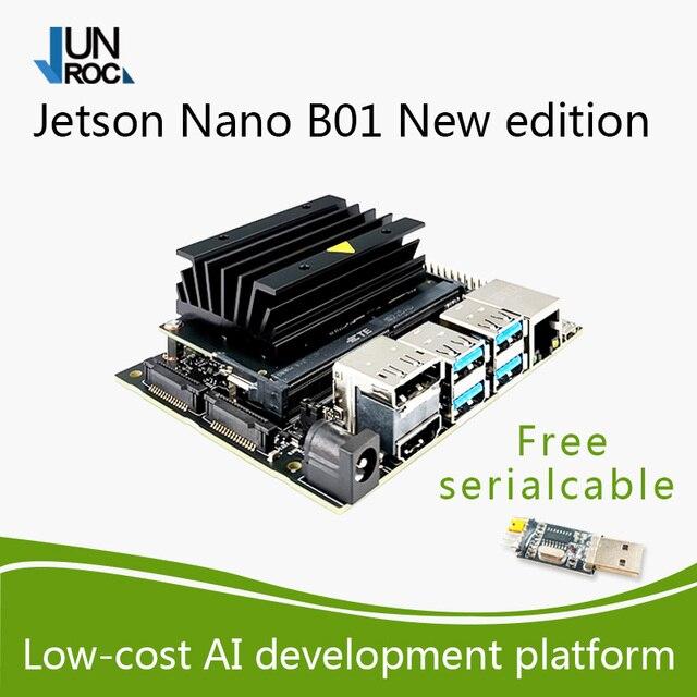 NVIDIA Jetson Nano Entwickler Kit A02 & B01 kompatibel mit NVIDIA der AI plattform für ausbildung und einsatz AI software
