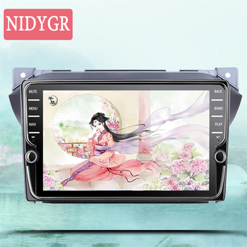 4G LTE Android 10 For Suzuki alto 2009 2010 2011 2012 2013 2014 2015 2016 Multimedia Stereo Car DVD Player Navigation GPS Radio image