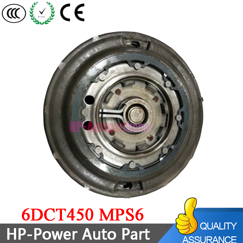 MPS6 6DCT450 Transmission/Gearbox Clutch For DODGE FORD VOLVO MPS6|Automatic Transmission & Parts| |  - title=