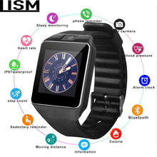 Bluetooth Smartwatch Men Kids Women Android Phone Call Relogio 2G GSM SIM TF Card Camera for iPhone Samsung HUAWEI PK GT08 A1 цена