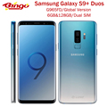 Samsung Galaxy S9 + S9 Plus G965FD 128GB Dual SIM 4G LTE Android Handy Octa Core 6.2
