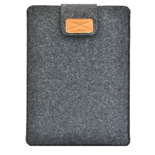 Soft <font><b>Sleeve</b></font> Felt Bag Case Cover Anti-scratch for 11inch/ <font><b>13inch</b></font>/ 15inch Macbook Air Pro Retina Ultrabook <font><b>Laptop</b></font> Tablet VDX99 image