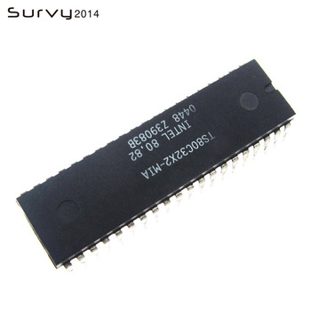 1/5PCS TS80C32X2-MIA 40DIP 8BIT IC Encapsulation NEW diy electronics