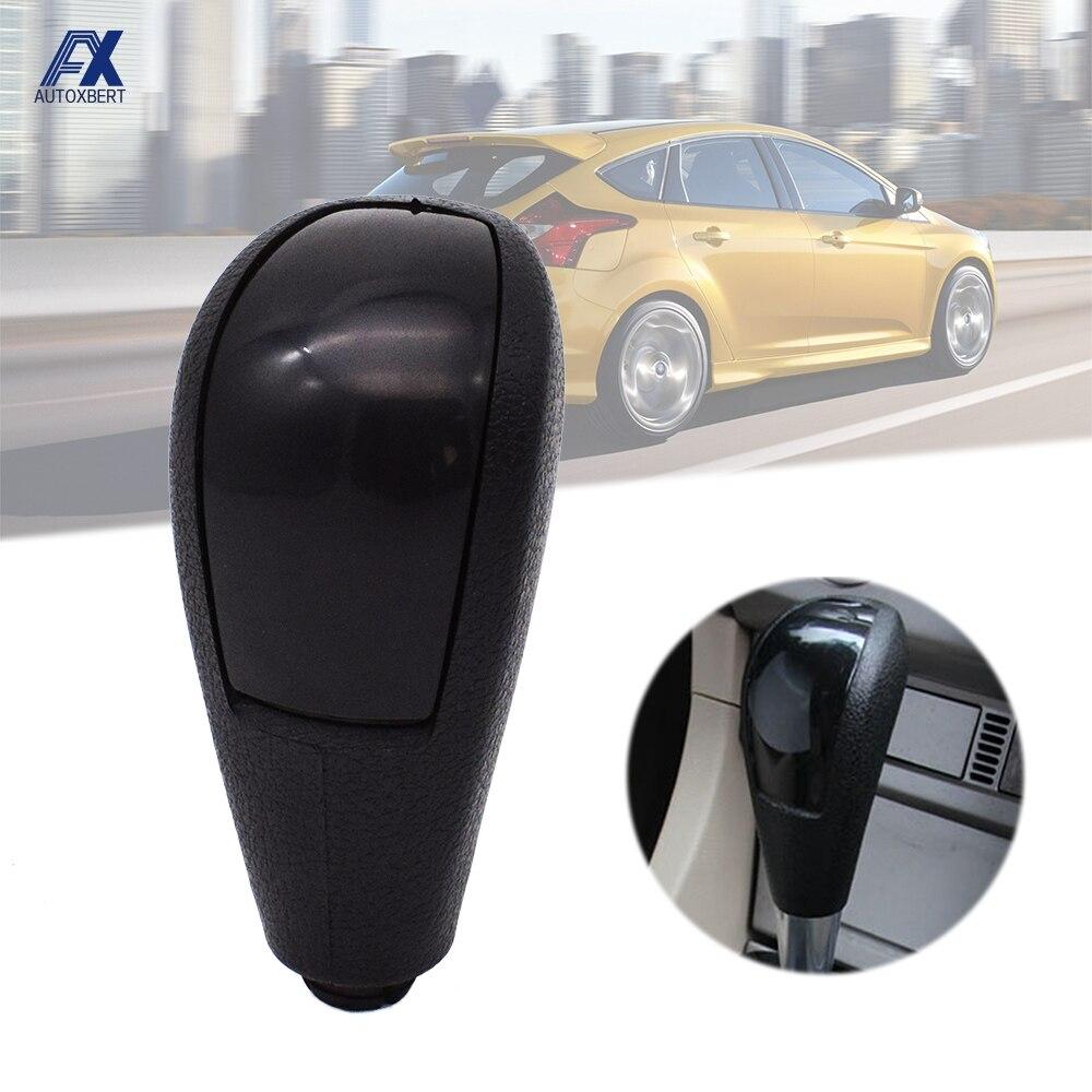 Pour Ford Fiesta 09-12 pour Ford Focus 05-12 bouton de changement de vitesse automatique tête manette de vitesse levier Handball Stick stylo remplacement
