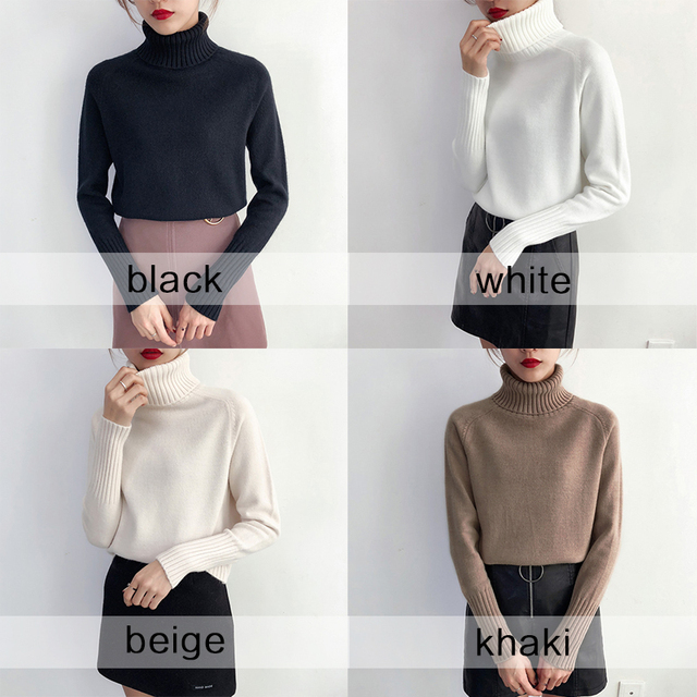 Surmiitro Sweater Female 2019 Autumn Winter Cashmere Knitted Women Sweater And Pullover Female Tricot Jersey Jumper Pull Femme 8