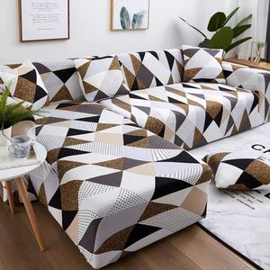 Image 4 - مرونة الاقسام غطاء أريكة L شكل غطاء أريكة أسلوب بسيط الأثاث غطاء غرفة المعيشة غطاء أريكة مكافحة الحشف أريكة غطاء السرير