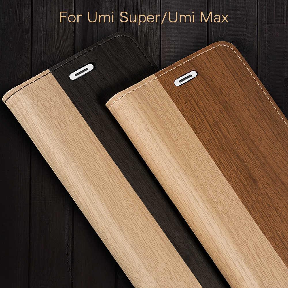 Чехол Кошелек из искусственной кожи для телефона Umi Super Flip чехол Max деловой мягкий
