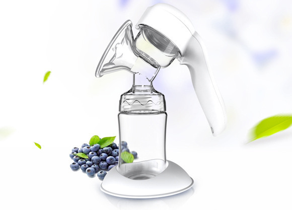 YOOAP Charging Variable Frequency Integrated High Suction Electric Sucker with Manual Sucker   Electric Breast Pump