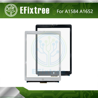 """Full New Original Replacement For iPad Pro 12.9"""" A1584 A1652 LCD Screen Touch Panel Digitizer Black White Tablet LCDs & Panels     -"""