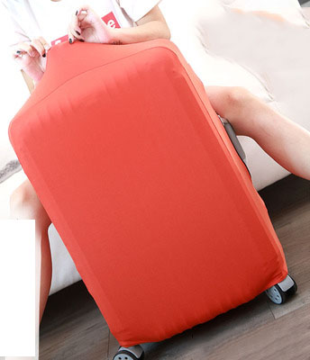 Travel Luggage Case Cover Suitcase Dust Cover Trolley Luggage Elastic Sleeve Suitable For 20/24/28/30 Inch