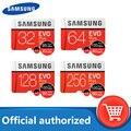 Карта памяти SAMSUNG EVO Plus  64 ГБ  128 ГБ  256 ГБ  класс 10  Micro SD  32 ГБ  16 ГБ