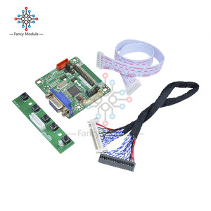 "Image 4 - Diymore MT6820 B universal lvds lcd montor tela controlador driver placa 5 v 10 "" 42"" computador laptor peças kit diy"