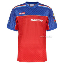 Team Racing Mannen T-shirt Biker Motorfiets Motorsport Motorcross Voor Honda Jersey(China)