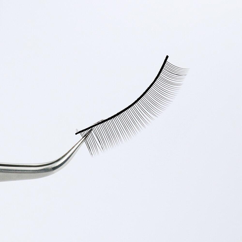 Манекен для тренировки ресниц с плоской головкой для тренировки макияжа ресницы для наращивания ресниц