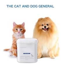 100 шт влажные салфетки для ушей домашних животных уход за кошкой