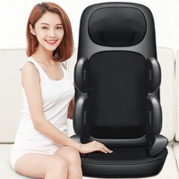 220V multifunctional massage chair for home use relieves pain pad for neck, waist, shoulder and body massage