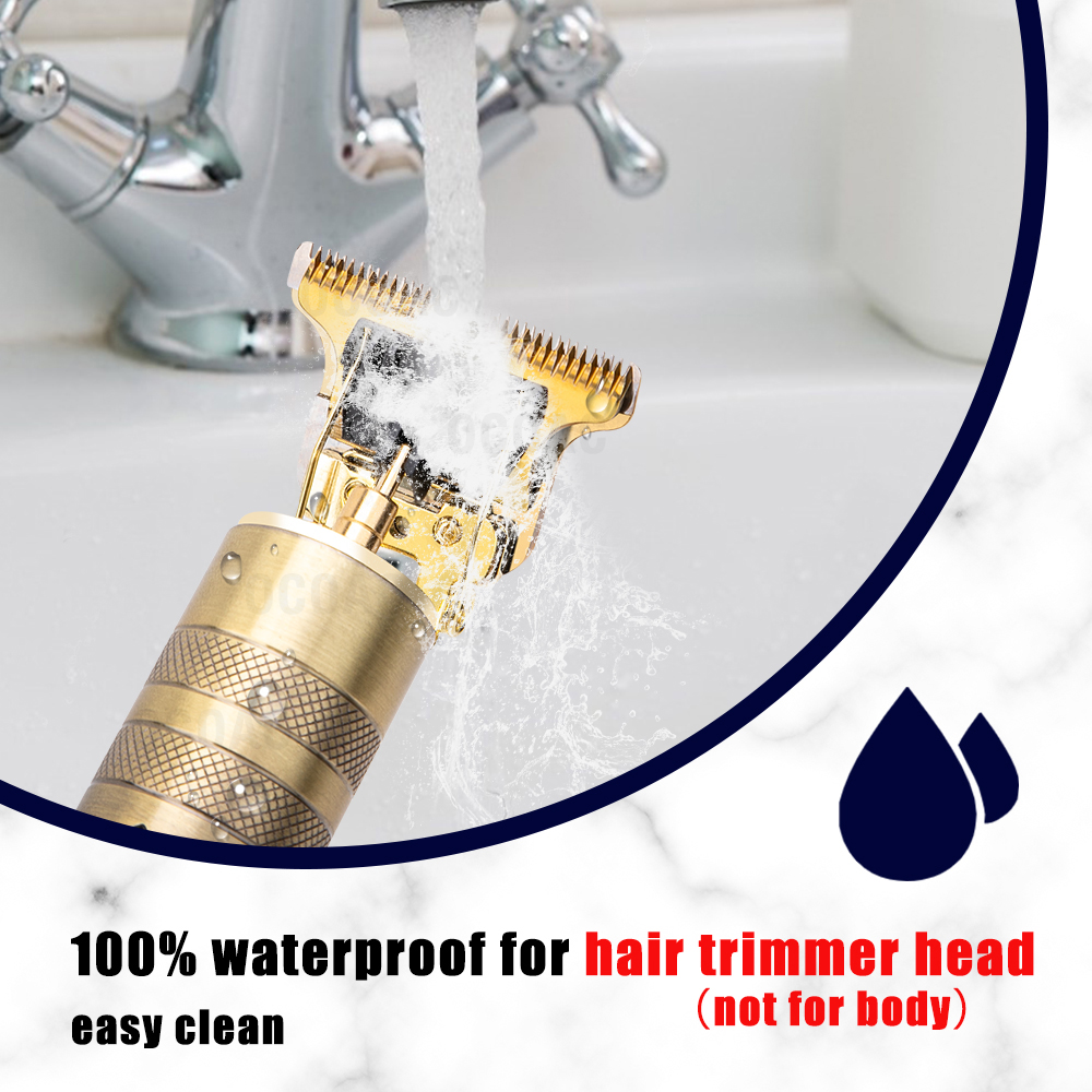 2021 Electric Hair Clipper Hair Trimmer For Men Rechargeable Electric Shaver Beard Barber Hair Cutting Machine For Men Hair Cut 5